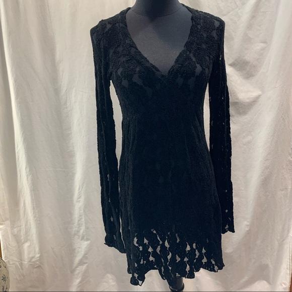 Mystree black dress